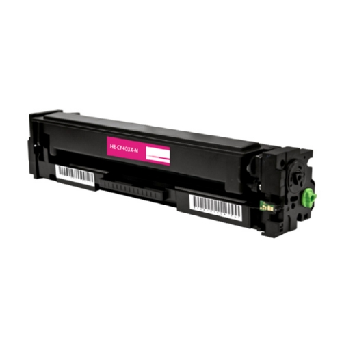 HP 201X (CF403X) Magenta High Yield Toner Cartridge High yield for CF403A 201A