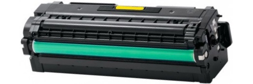 Samsung CLT-505 CLT-Y505L Yellow Laser Toner Cartridge ProXpress C2620, SL-C2620, C2670