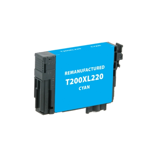 Epson T200XL T200XL220 Cyan High Yield Inkjet Cartridge