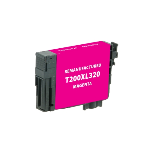 Epson T200XL T200XL320 Magenta High Yield Inkjet Cartridge