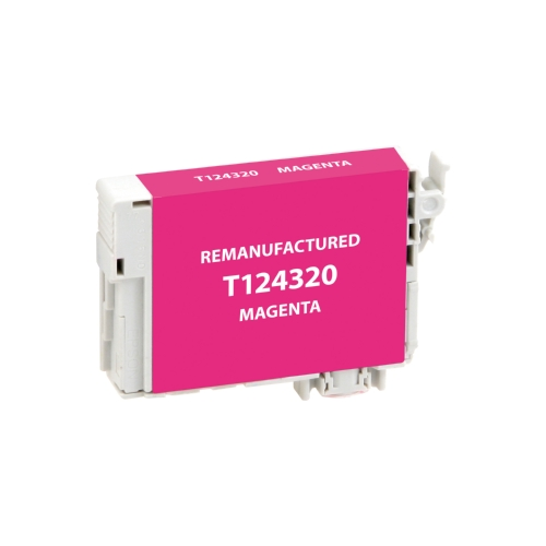 Epson 124 T124320 Magenta Inkjet Cartridge WorkForce 320, 323, 325, 435