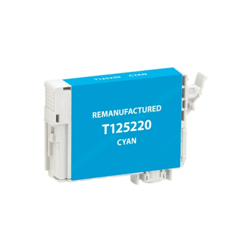 Epson T125 T125220 Cyan Inkjet Cartridge