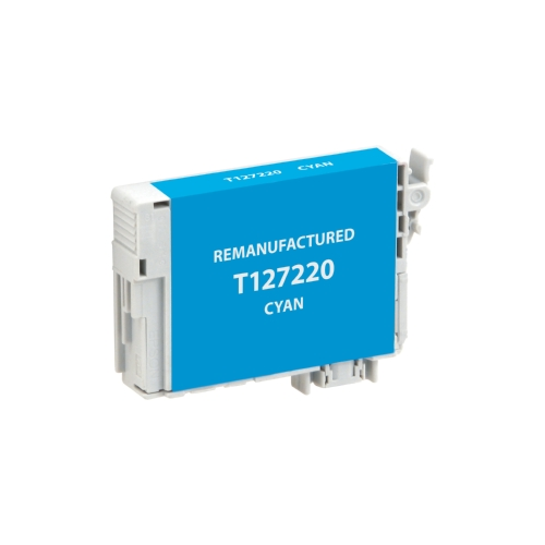 Epson T127 T127220 Cyan High Yield Inkjet Cartridge