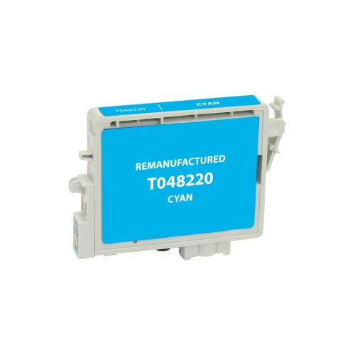 Epson T048 T048220 Cyan Inkjet Cartridge Stylus Photo R200, R220, R300, R320, R340, RX500, RX600, RX620