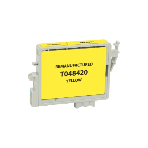 Epson T048 T048420 Yellow Inkjet Cartridge Stylus Photo R200, R220, R300, R320, R340, RX500, RX600, RX620