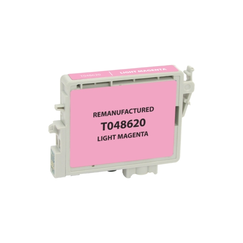 Epson T048 T048620 Light Magenta Inkjet Cartridge Stylus Photo R200, R220, R300, R320, R340, RX500, RX600, RX620