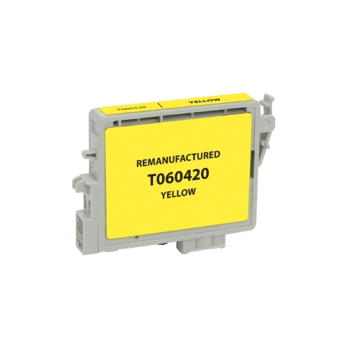 Epson T060 T060420 Yellow Inkjet Cartridge Stylus C68, C88, CX3800, CX4200, CX4800, CX5800