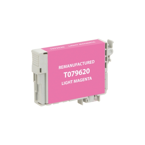Epson 79 T079 T079620 Light Magenta Inkjet Cartridge Artisan 1430, Stylus Photo R1400