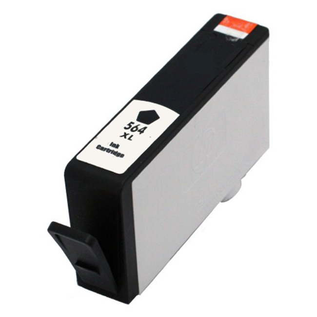 HP 564XL CN684WN Black Compatible High Yield Ink Cartridge