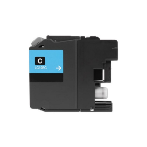 Brother LC10E LC10EC Cyan Compatible Extra High Yield Ink Cartridge MFC-J6925DW