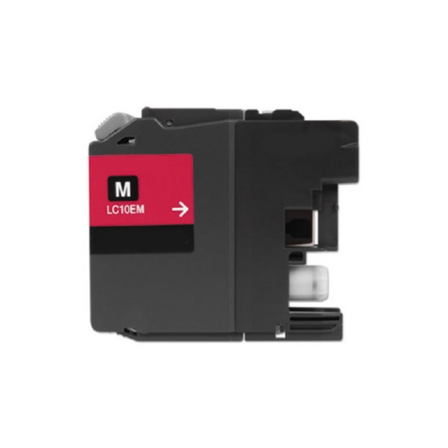 Brother LC10E LC10EM Magenta Compatible Extra High Yield Ink Cartridge MFC-J6925DW