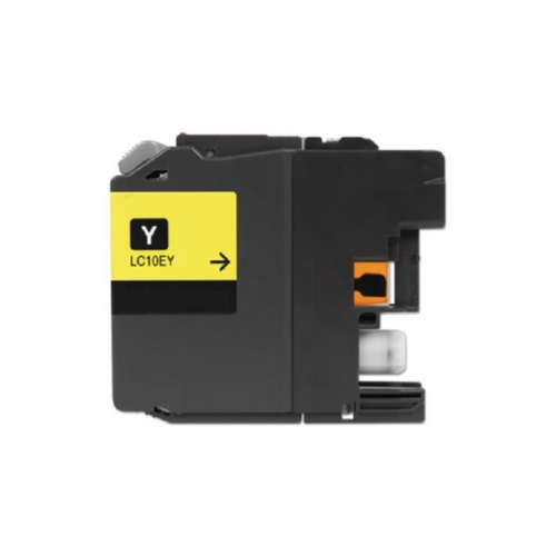 Brother LC10E LC10EY Yellow Compatible Extra High Yield Ink Cartridge MFC-J6925DW