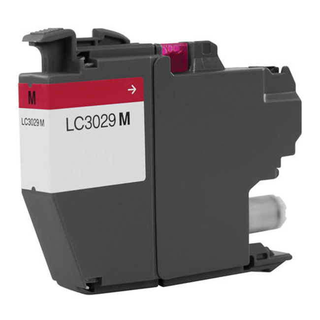 Brother LC3029 LC3029XXLM Magenta Compatible Extra High Yield Ink Cartridge MFC-J5830, MFC-J5930, MFC-J6535, MFC-J6935