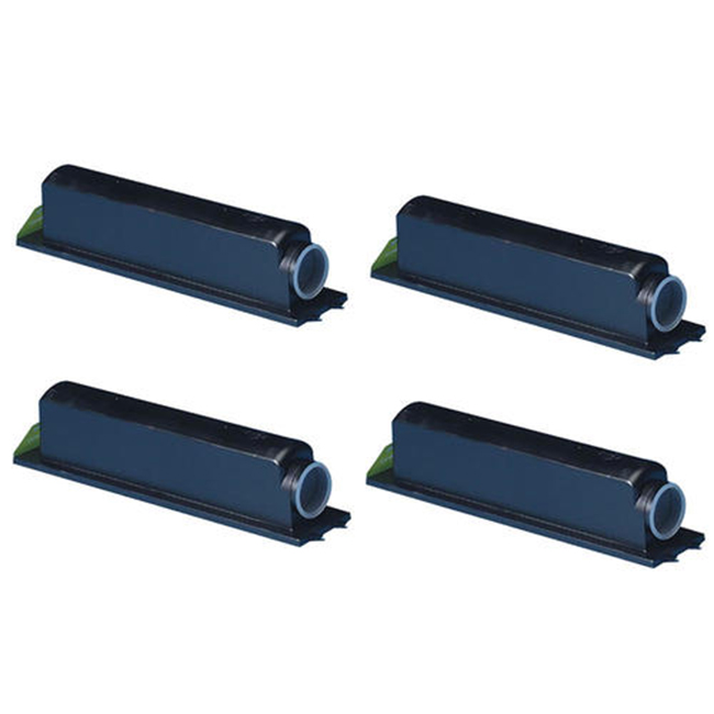 4 pack Canon NPG1 NPG-1 1372A006AA 1372A005AA Black Copier Toner Cartridge