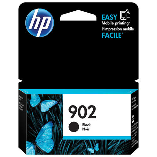 Brand New Original HP 902 T6L98AN T-6L98AN Black Ink Cartridge
