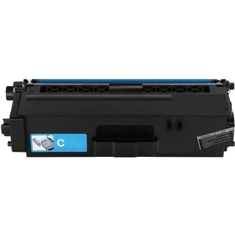 Brother TN-339 TN339C Cyan Extra High Yield Laser Toner Cartridge HL-L9200 MFC-L9550