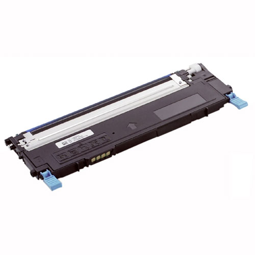 Dell 1230 / Dell 1235 Compatible Dell 330-3015 Cyan Laser Toner Cartridge