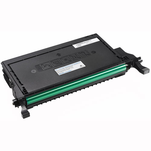 Dell 330-3789 Black High Yield Laser Toner Cartridge 2145, 2145CN