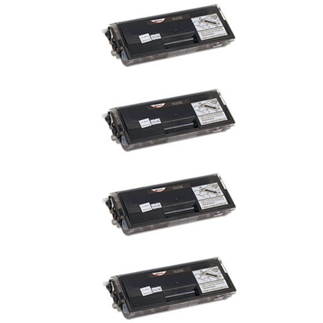 4 Pack IBM  InfoPrint Color 1834, 1854, 1846, 1856, 1866 Laser Toner Cartridges