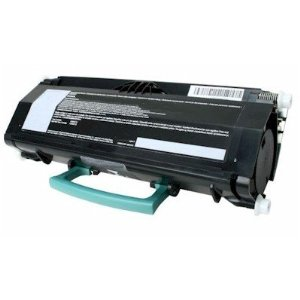 Lexmark E360H11A E360H21A Black High Yield Remanufactured Toner Cartridge E360, E460, E462