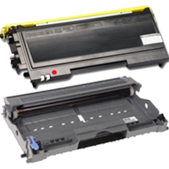 2 Pack New TN350 TN-350 Toner for Brother MFC-7220 MFC-7225N MFC-7420 MFC-7820D