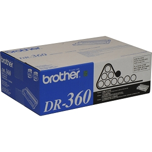Brand New Original Brother DR360 DR-360 Black High Yield Drum Unit