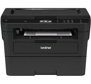 Brother HLL2395DW Wireless Monochrome Printer with Scanner & Copier