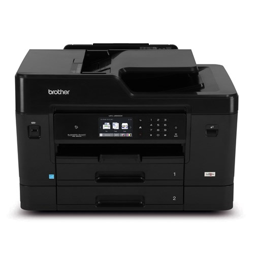 Brother MFC-J6930DW Professional Wireless Color Printer with Scanner,  Copier & Fax