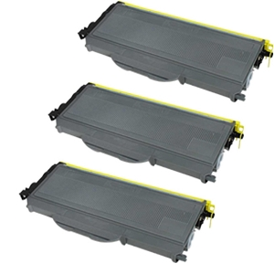 3 Pack Brother TN360 TN-360 TN 360 Black High Yield Laser Toner Cartridge