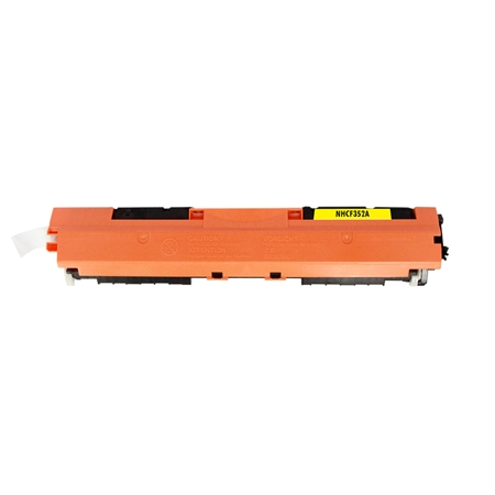 HP 130A CF352A Yellow Laser Toner Cartridge Color LaserJet Pro MFP M176N, M177FW, M177FX