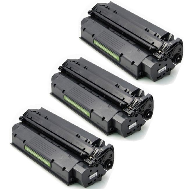 3PK C7115X 15X Toner Cartridge Compatible For HP LaserJet 1000 1200 3300 3310