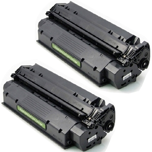 2 Pack HP 15A C7115A Black Laser Toner Cartridge LaserJet 1000 1200 3300