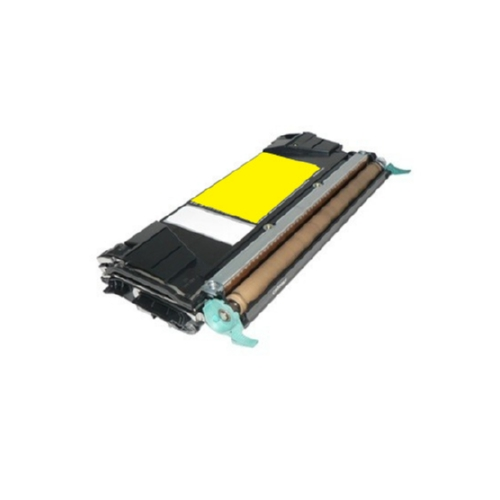 Lexmark C734A1YG Yellow Laser Toner Cartridge C734 C736 X734 X736 X738