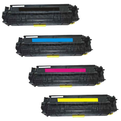 Canon 118 Canon 4 Pack set of colors High Capacity Laser Toner Cartridge ImageClass LBP7200Cdn LBP7660Cdn MF8350cdn MF8380Cdw MF8580Cdw