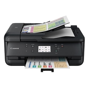 Canon TR7520 Wireless Home Office All-in-One Inkjet Printer