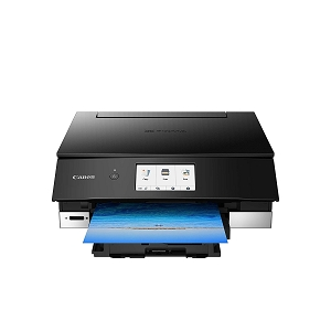 Canon PIXMA TS8220 Wireless Color Photo Printer with Scanner & Copier, Black