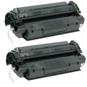 2 Pack Canon X25 X-25 8489A001AA Black Laser Toner Cartridge