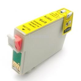 Epson T087 T087420 Yellow Inkjet Cartridge Stylus Photo R1900