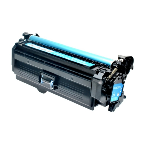 HP 648A CE261A Cyan Laser Toner Cartridge Color LaserJet CP4025, CP4525