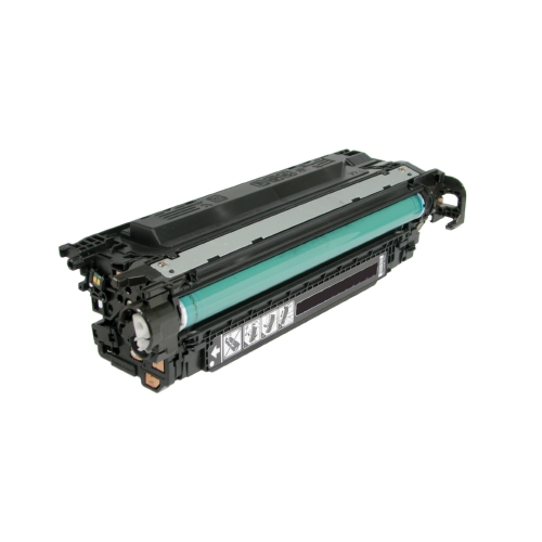 HP 507X CE400X Black Compatible High Yield Toner Cartridge LaserJet Enterprise 500 Color M551, MFP M575, M570dn