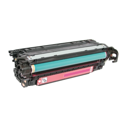 HP 507A CE403A Magenta Compatible Toner Cartridge LaserJet Enterprise 500 Color M551, MFP M575, M570dn