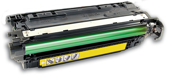 HP 653A CF322A Yellow Compatible Toner Cartridge Color LaserJet Enterprise MFP M680z, M680dn, M680f