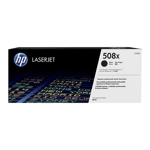 Brand New Original HP 508X CF360X Black High Yield Laser Toner Cartridge Color LaserJet Enterprise MFP M577, M533, M552, M553
