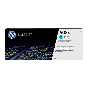Brand New Original HP 508X CF361X Cyan High Yield Laser Toner Cartridge Color LaserJet Enterprise MFP M577, M533, M552, M553