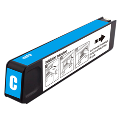 HP 971XL CN626AM Cyan Inkjet Cartridge OfficeJet Pro X451 X476 X576