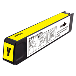 HP 971XL CN628AM Yellow Inkjet Cartridge OfficeJet Pro X451 X476 X576