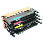 4 Pack Samsung  Xpress SL-C430, SL-C480 Compatible Toner Cartridges