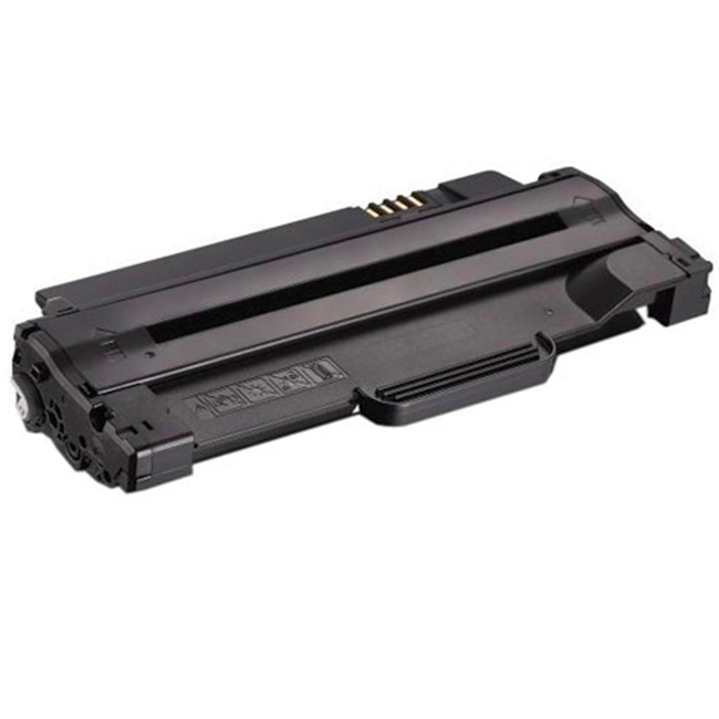 Dell 1130 330-9523 7H53W Black Laser Toner Cartridge 1130N, 1133, 1135N