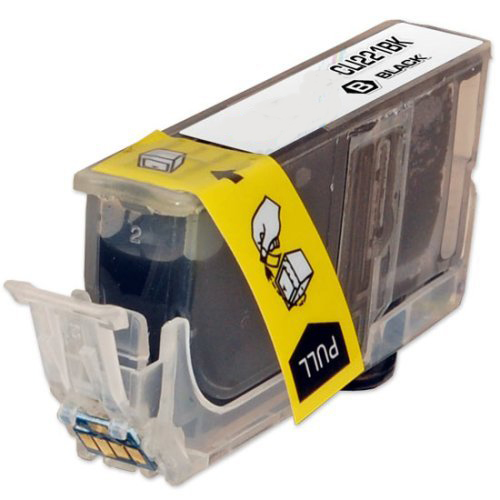 Canon CLI-221BK 2946B001 Black Inkjet Cartridge PIXMA MP980, PIXMA MP990