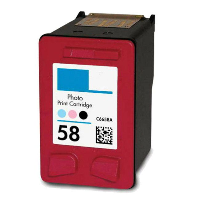 HP 58 C6658AN Photo Inkjet Cartridge